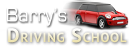 Barrys Driving School - Learn to drive and pass driving test today